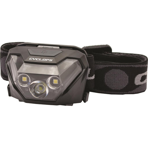 Cyclops 5W Headlamp 500 Lumen