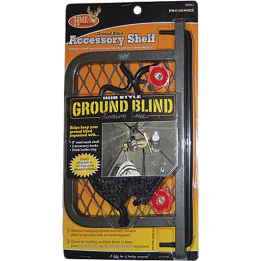 HME Ground Blind Accessory Shelf