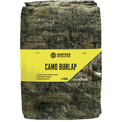 Hunters Specialties Burlap Realtree Edge 54 in.x12 ft.