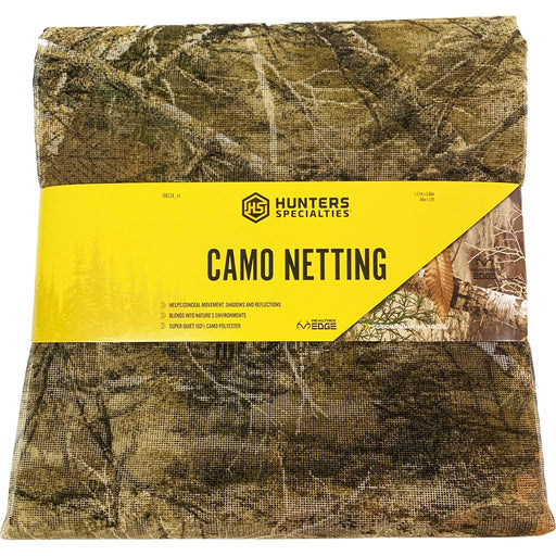 Hunters Specialties Netting Realtree Edge 54 in.x12 ft.