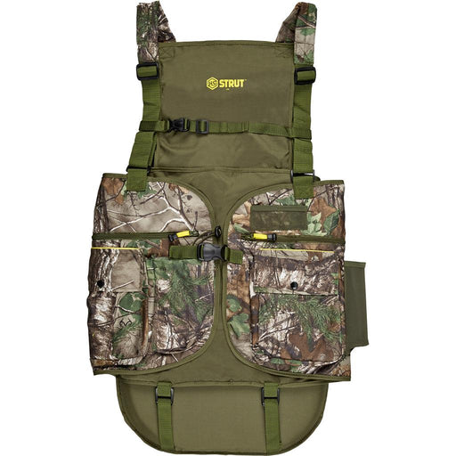 Hunters Specialties Turkey Vest Realtree Edge Large/X-Large