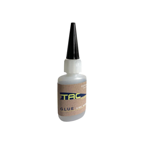 TAC Vanes Fletching Glue .5 oz.