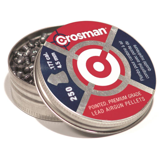 Crosman Pointed Pellets .177 cal. 250 pk.