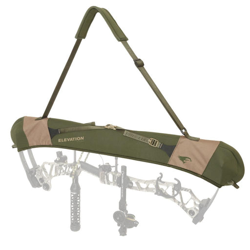 Elevation HUNT Quick Release Bow Sling Olive/Tan