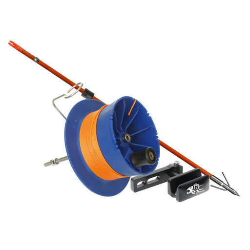 Fin Finder Bowfishing Package w/ Sidewinder Reel RH/LH