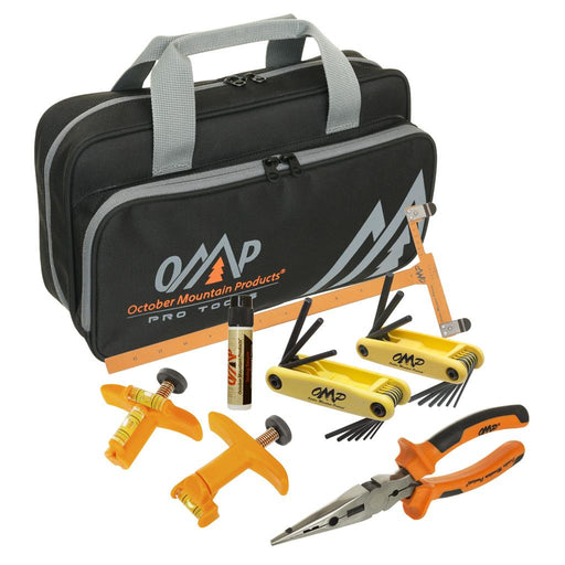 October Mountain Archery Tech Tool Kit Starter