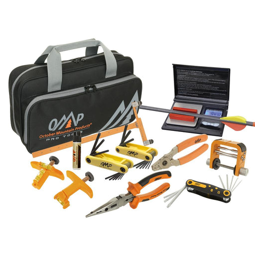 October Mountain Archery Tech Tool Kit Pro