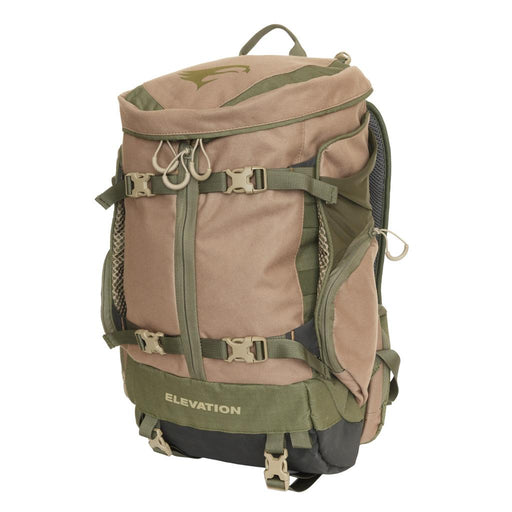 Elevation HUNT Canopy Tri-Zip 1200 Pack Olive/Tan