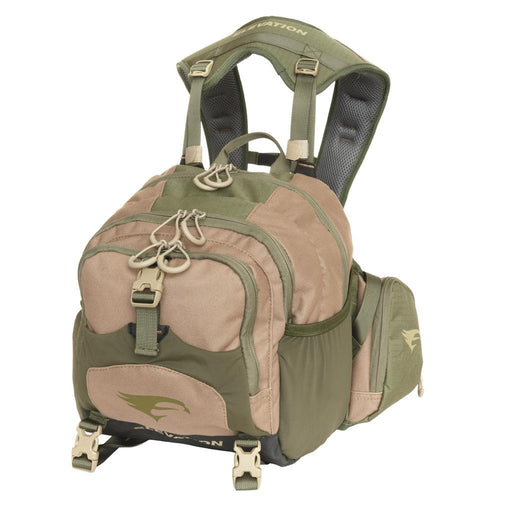 Elevation HUNT Forester Lumbar 650 Pack Olive/Tan
