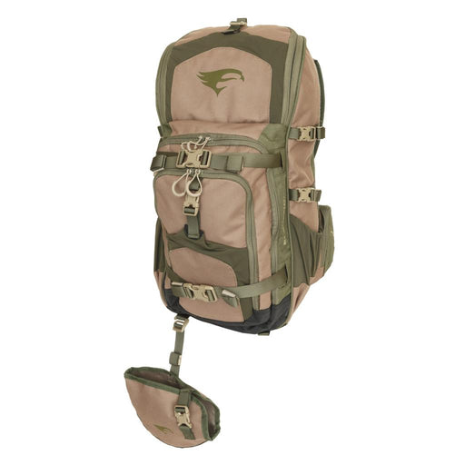 Elevation HUNT Emergent 1800 Pack Olive/Tan