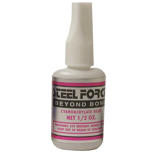 Steel Force Beyond Bond Glue .5 oz.
