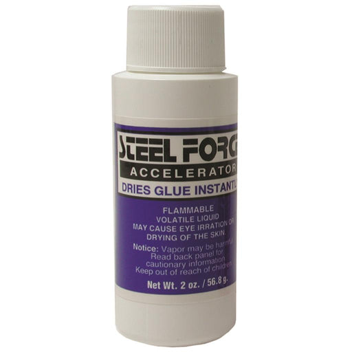 Steel Force Glue Accelerator