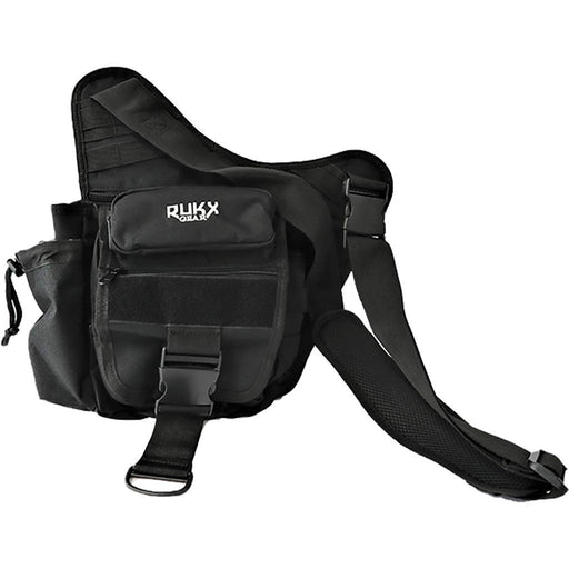 ATI Rukx Gear Single Strap Sling Bag Black