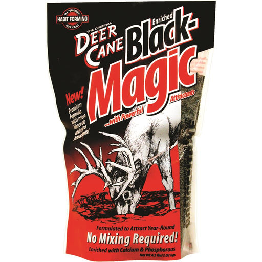 Evolved Black Magic Attractant 4.5 lb.