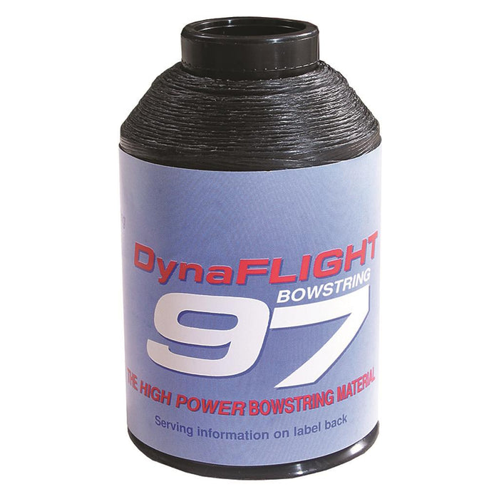 BCY DynaFlight 97 Bowstring Material Black 1/4 lb.