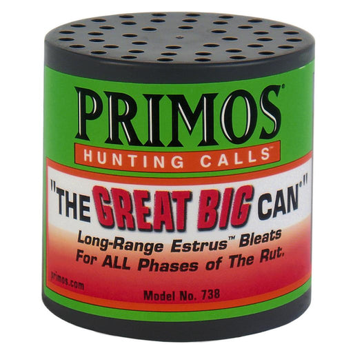 Primos The Can Call Great Big Can
