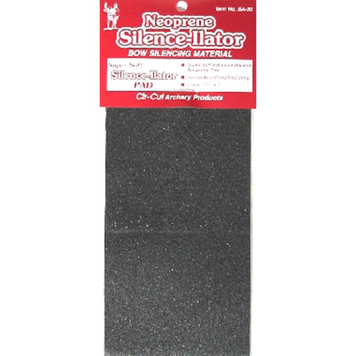 Cir-Cut Silence-Ilator Pads 3.5x7 in. 2 pk.