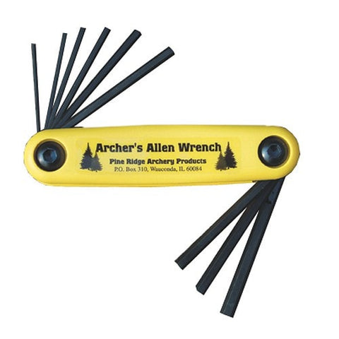 Pine Ridge Allen Wrench Set | Compound Bow Tuning Kit