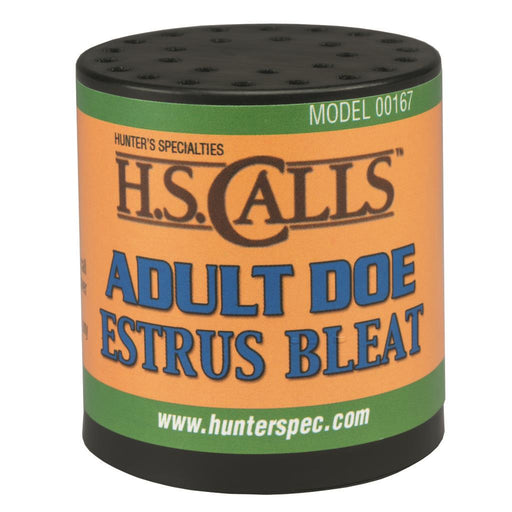 Hunters Specialties Estrus Bleat Deer Call Adult Doe