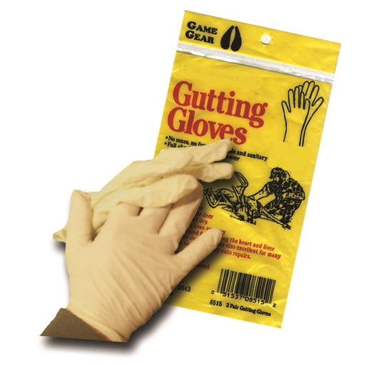 Rickards Gutting Gloves Combo Pack