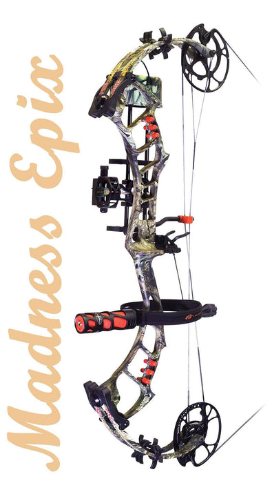 PSE Bow Madness Epix Package