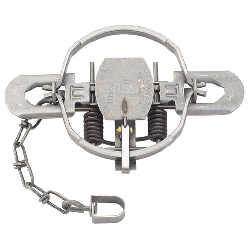 Duke Coil Spring Trap Offset Jaw No. 1 3/4