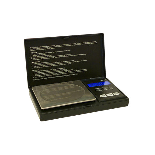 October Mountain US-250 Mini Pocket Digital Scale