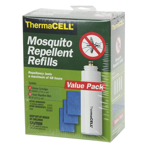 ThermaCell Repellent Refill 12 Hr. Value Pack