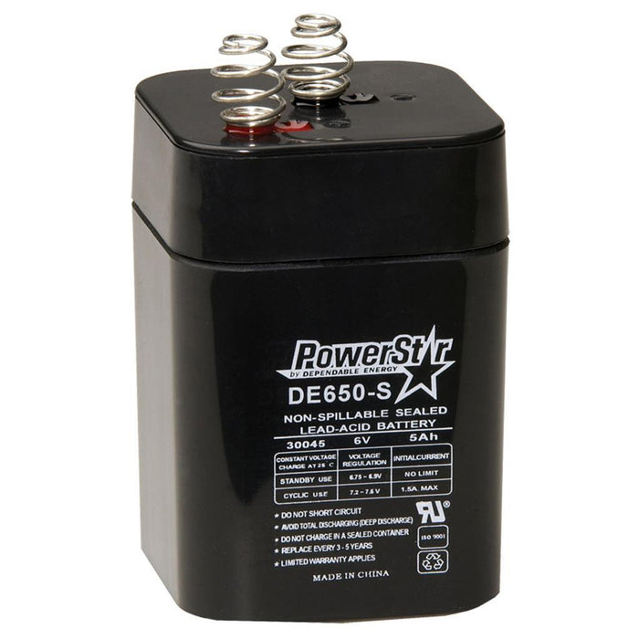 American Hunter Rechargeable Battery 6V
