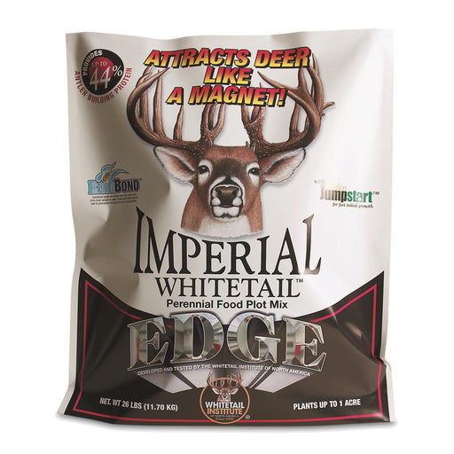 Whitetail Institute Imperial Seed Edge Forage Blend 6.5 lb.