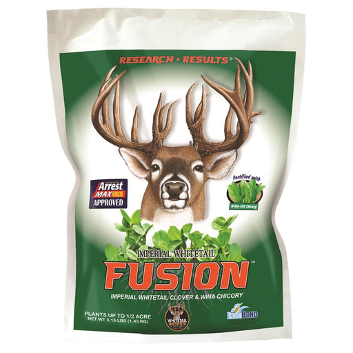 Whitetail Institute Fusion Seed 9.25 lb.