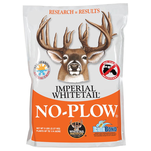 Whitetail Institute No-Plow Wildlife Seed Blend 5 lb.