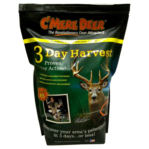 Cmere Deer 3 Day Harvest Attractant 5.5 lb. Bag