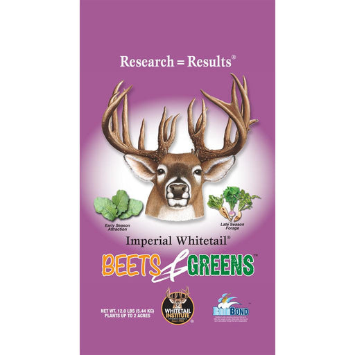 Whitetail Institute Beets and Greens Seed 12 lb.