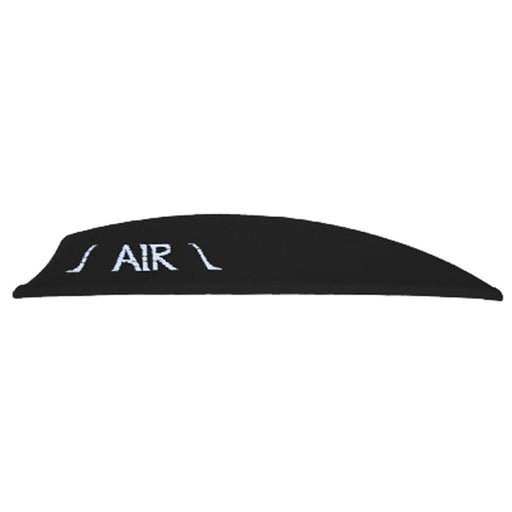 Bohning Air Vanes Black 2 in. 100 pk.