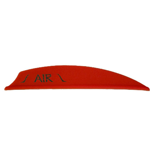 Bohning Air Vanes Red 2 in. 100 pk.