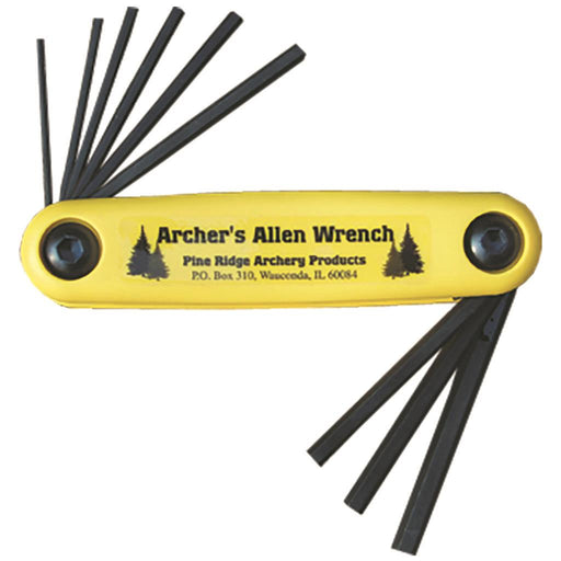 Pine Ridge Archers Allen Wrench Set XL