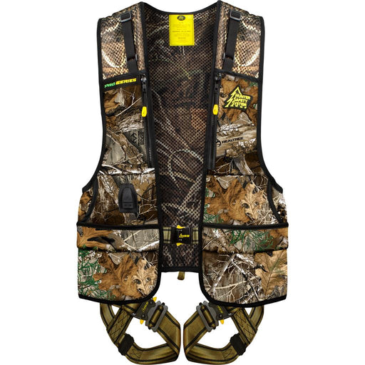 Hunter Safety System Pro Series Harness w/Elimishield Realtree Small/Medium