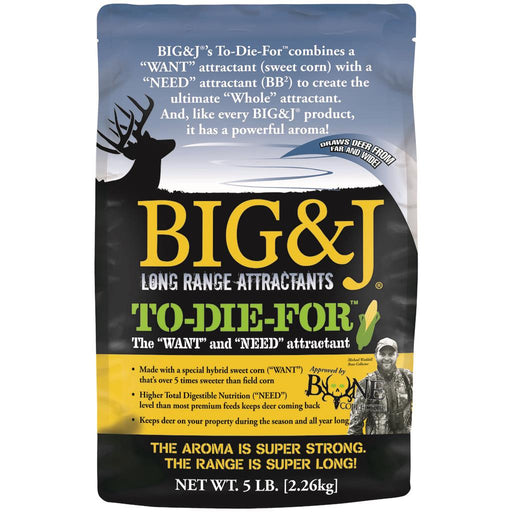 Big and J To-Die-For Attractant