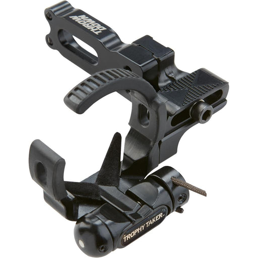 Trophy Taker Throwdown Rest Black RH/LH