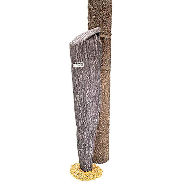 Moultrie Bag Feeder Pine Bark Camo 100 lb. Capacity