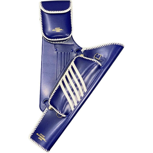 Angel Target Quiver Blue w/White Trim RH