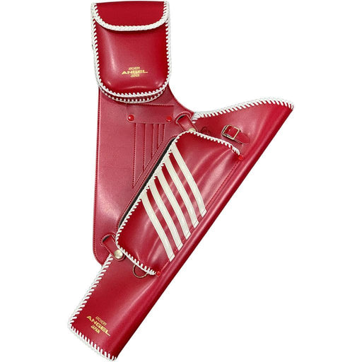 Angel Target Quiver Red w/White Trim RH