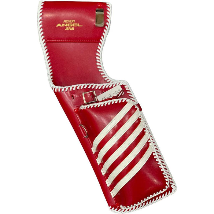 Angel Field Quiver Red w/White Trim RH