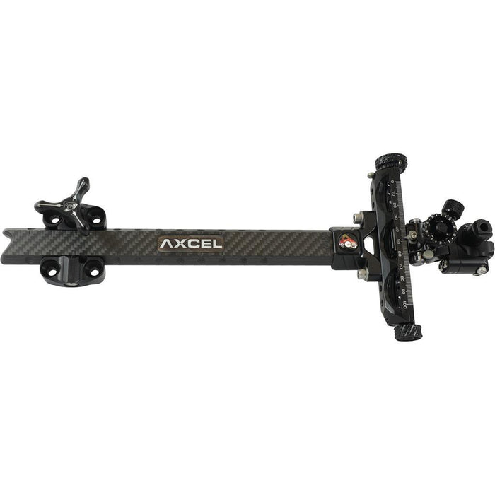 Axcel Achieve XP Compound Sight Black 9 in. RH