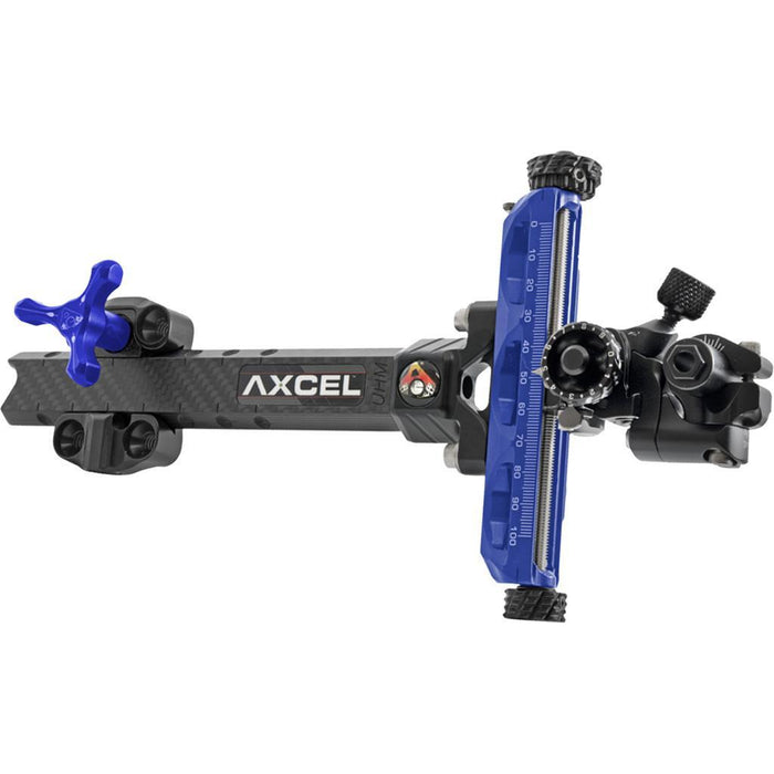Axcel Achieve XP Compound Sight Blue/ Black 9 in. RH