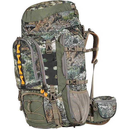Tenzing TZ6000 Backcountry Pack Mossy Oak Country