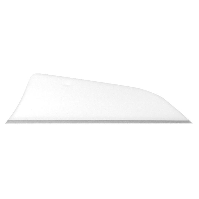 AAE Max Hunter Vanes White 2.1 in. 100 pk.
