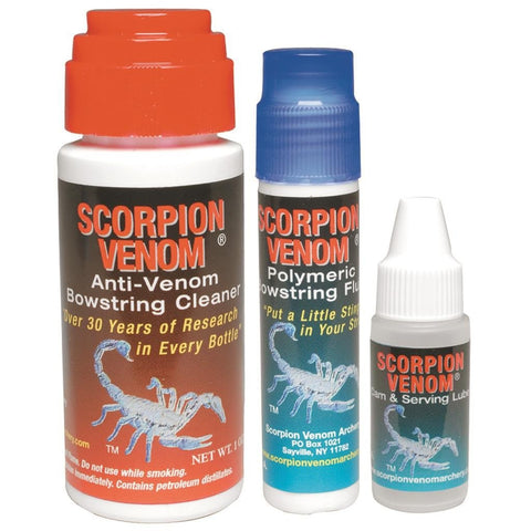 Scorpion Venom 3 Star String | Bowstring Maintenance Kit