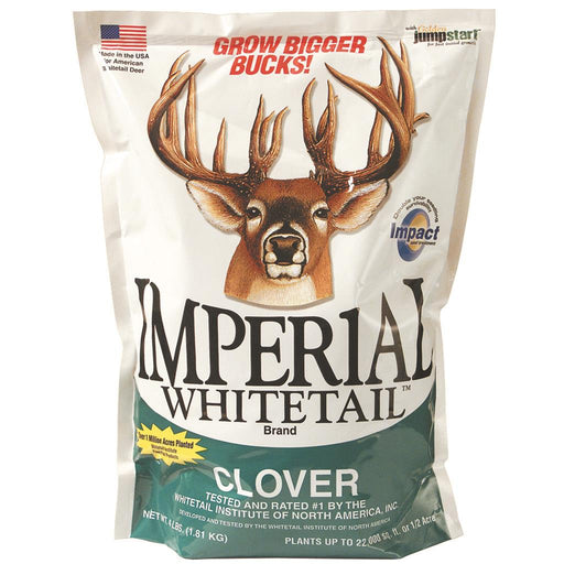 Whitetail Institute Imperial Seed Whitetail Clover 18 lb.
